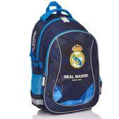Dwukomorowy plecak dla chłopca Real Madrid Astra RM-72