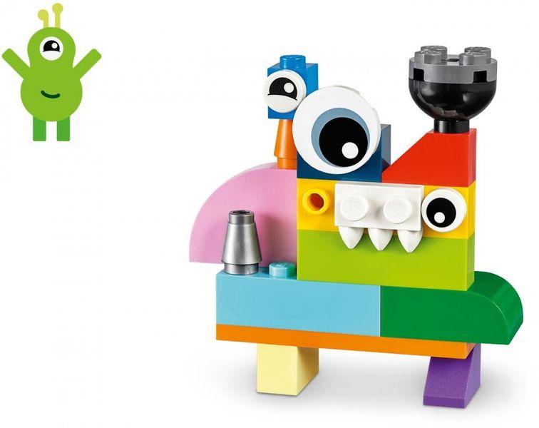 Lego Classic Klocki-buźki zdjęcie 5