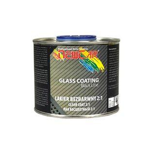 NewCar Lakier bezbarwny Glass Coating 2:1 0,5L