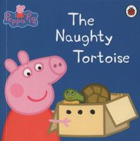 Peppa Pig - Mini Book - The Naughty Tortoise