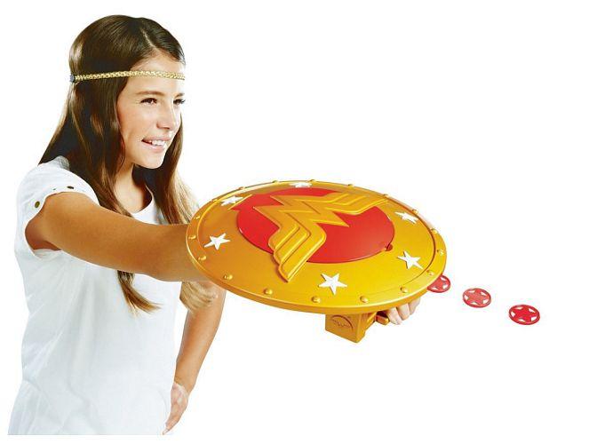 DC SUPER HEROS TARCZA WONDER WOMAN NA PREZENT HIT zdjęcie 1