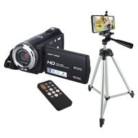 ORDRO DV-12 Kamera cyfrowa z pilotem Full HD 16x Zoom j. polski T237S