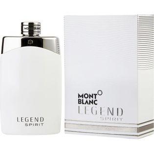 MontBlanc LEGEND SPIRIT edt 200 ml folia