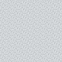 "Tapeta Szare Ornamenty na Białym Tle ""Trend Art 6"" Sintra 485347"