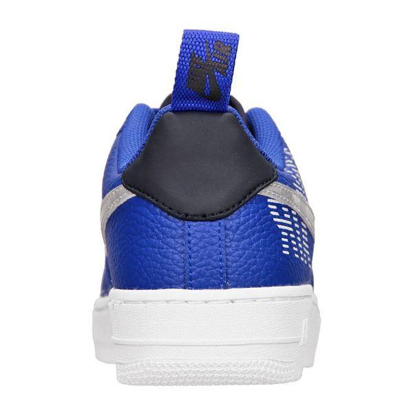 Buty Nike Air Force 1 LV8 2 (GS) Jr BQ5484 400 niebieskie