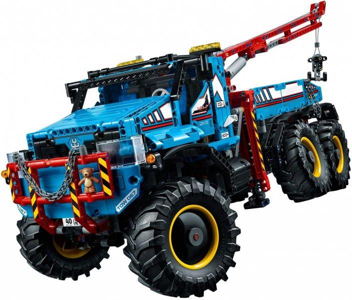Lego Technic Zdalnie Sterowany Terenowy Holownik 6x6 Arenapl