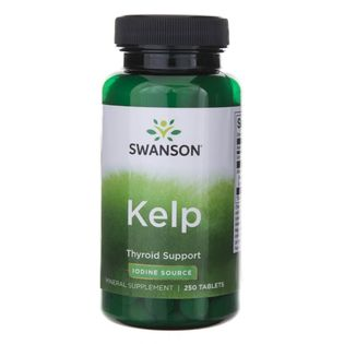 Swanson Kelp (Jod) 225mcg - 250 tabletek