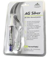 Pasta termoprzewodząca AG Silver 3g 3,8W/mK +packa