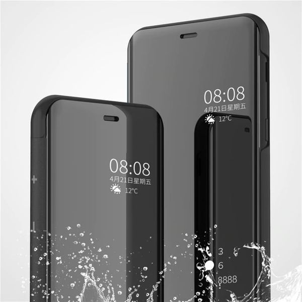 Etui Clear View Xiaomi Redmi Note 5 / Note 5 Pro zdjęcie 2