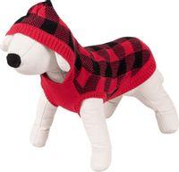 Sweterek dla psa Happet 420M z kapturem M-30cm