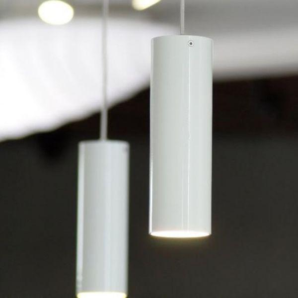 Lampa wisząca TUBA zwis EYE WHITE M 5397 LED Ready na Arena.pl