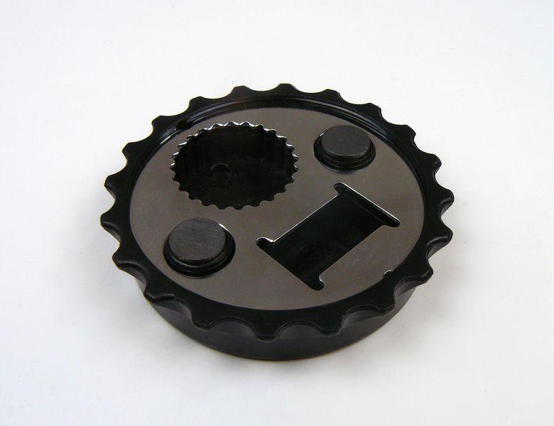 otwieracz kapsel magnes z logo nadruk uv 50 szt zdjęcie 2
