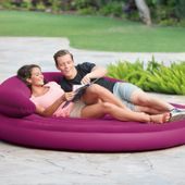Intex Materac dmuchany Ultra Daybed Lunge, 68881NP GXP-680211 zdjęcie 1