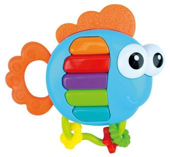 Zabawka muzyczna Pianino rybka