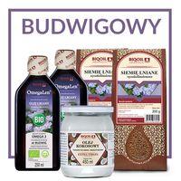 Zestaw BUDWIGOWY - do diety dr Budwig
