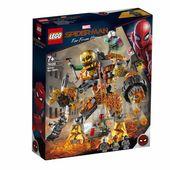 LEGO Super Heroes - Spider-Man - Bitwa z Molten Manem 76128