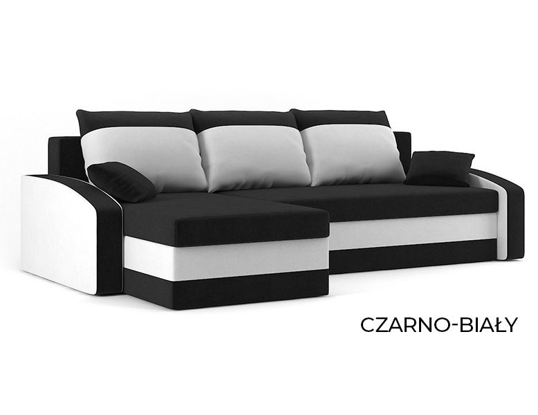 Narożnik HEWLET 1 funkcja SPANIA łóżko ROGÓWKA sofa zdjęcie 1