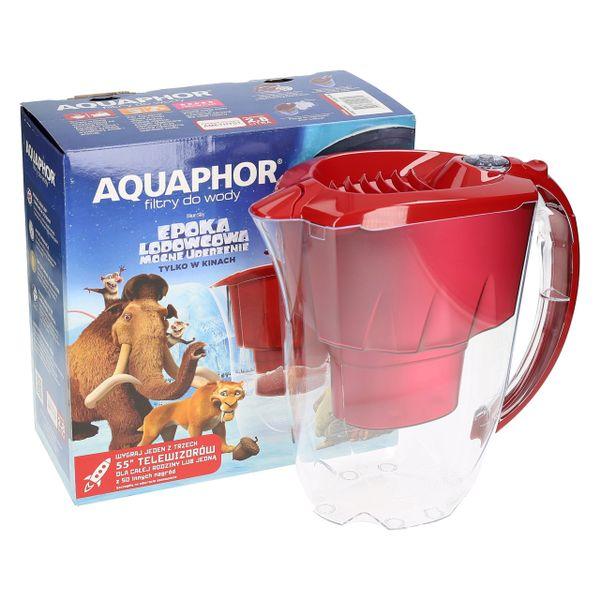 Dzbanek na wodę na drzwi lodówki + filtr gratis zdjęcie 1