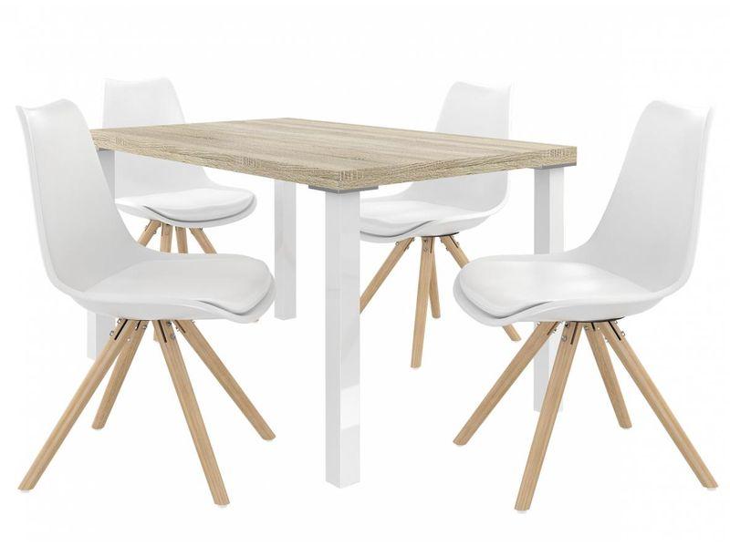 Stół i Krzesła AMARETO BELINI zdjęcie 1