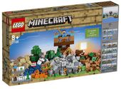 LEGO MINECRAFT 21135 KREATYWNY WARSZTAT