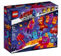 LEGO Pudełko konstruktora Królowej Wisimi! 70825