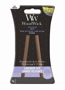 Zapach Do Auta WoodWick - Uzupełniacz Lavender SPA