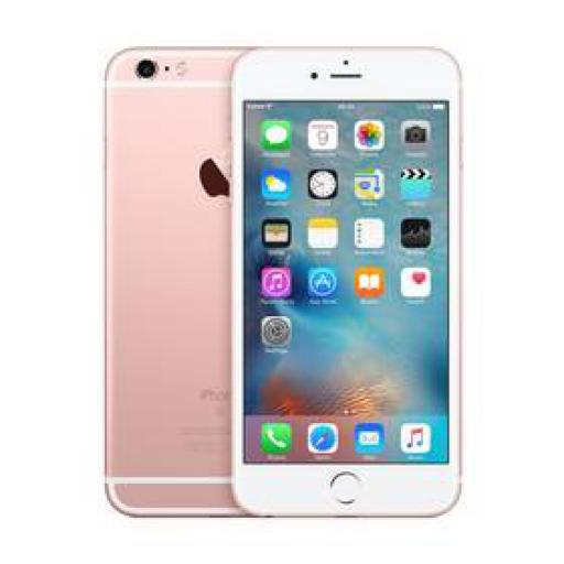 Telefon komórkowy Apple iPhone 6s Plus 32GB - Rose Gold (MN2Y2CN/A) zdjęcie 1