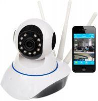 Kamera Panoramiczna WiFi Obrotowa Smart Monitoring NIANIA T312