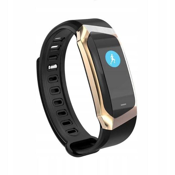 Smartband E18 Opaska Fit Smartwatch Pulsometr Ios zdjęcie 2