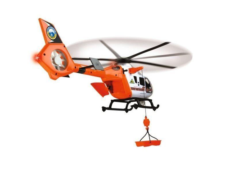 Helikopter Ratunkowy Sterowany Dźwignią Efekty zdjęcie 3