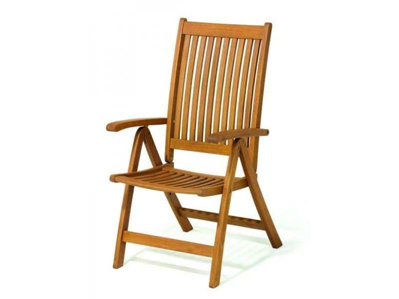 Bardzo dobra Zestaw krzeseł drewnianych ogrodowych krzesła składane Cardiff VL79