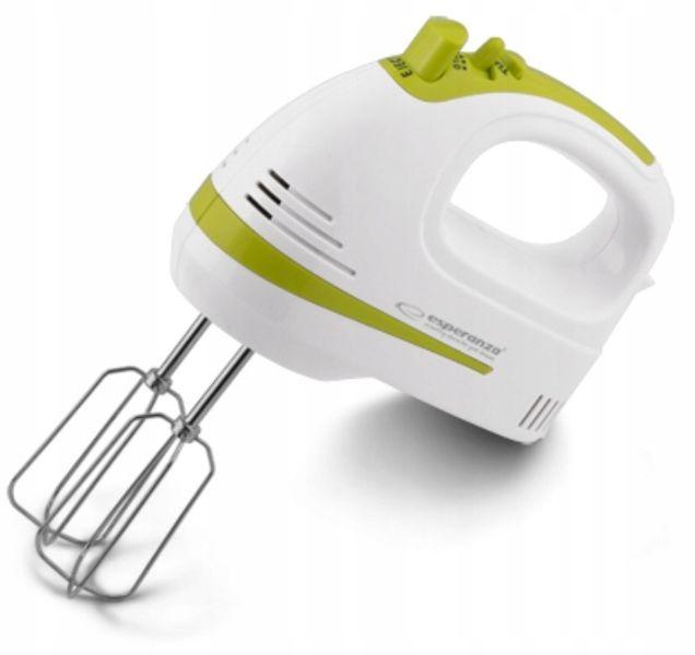 Mikser ręczny Robot kuchenny TURBO + końcówki 400W zdjęcie 1