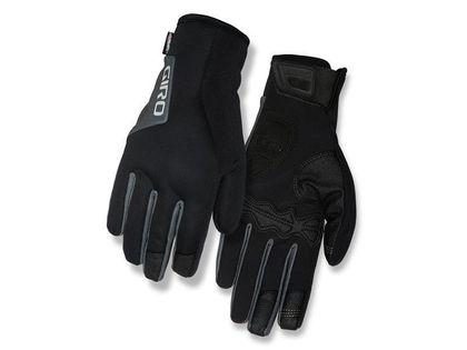 Rękawiczki damskie zimowe GIRO CANDELA 2.0 długi palec black roz. L (obwód dłoni 190-210 mm / dł. dłoni 170-177 mm) (NEW)