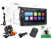 Radio samochodowe HT-869BT 2DIN 7' MP3 BT + kamera