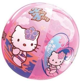 Piłka plażowa dmuchana Hello Kitty 50 cm