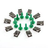 Spinki do owiewek M5, Kołki montażowe 5mm, Blaszki, Śrubki, Śruby