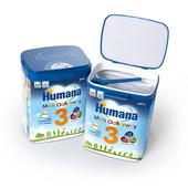 Humana 3 Mleko modyfikowane po 12 miesiącu myPACK  800 g