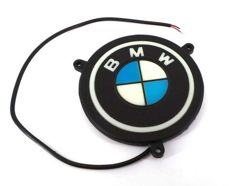 BMW logo LED  podświetlane, wodoodporne na Arena.pl