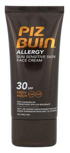 PIZ BUIN Allergy Sun Sensitive Skin Face Cream SPF30  Preparat do opalania twarzy 50ml