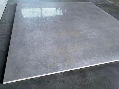 Gres betonopodobny grafit 80x80 duży rozmiar TANIO