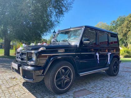 Luksusowe auto do ślubu,sesji Mercedes G kl. AMG 55.Wypożyczenie.