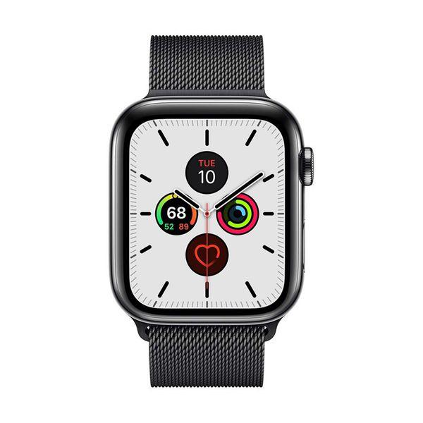 Pasek ze stali nierdzewnej Crong do Apple Watch 38/40 mm na Arena.pl