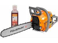 Piła łańcuchowa Powermat PM-HR-7020 + olej STIHL