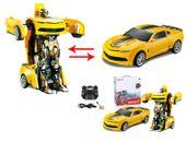 Auto-Robot Zdalnie sterowany Transformers Bumblebee RC Z661 zdjęcie 11