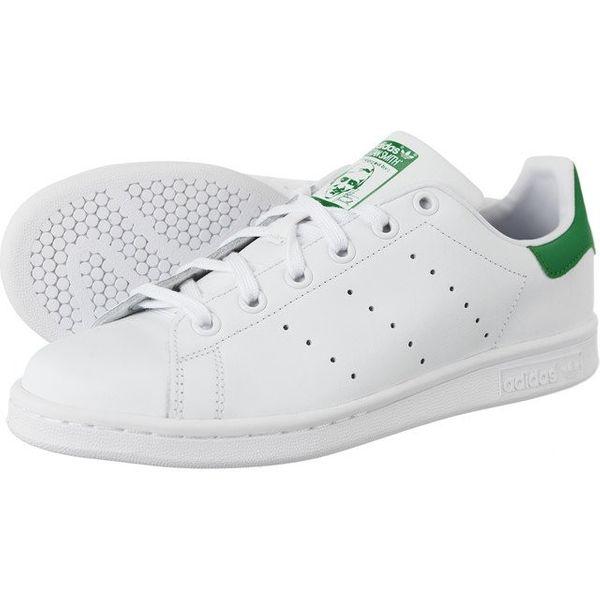 new product 5c029 e5364 adidas Stan Smith J 605 Rozmiar - 37 1 3 zdjęcie 1