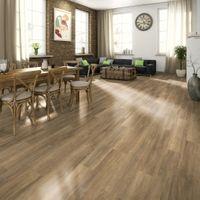 Egger Laminowane Panele Podłogowe, 89,28 M², 7 Mm, Brown Ampara Oak