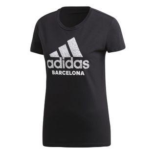 Damska koszulka ADIDAS BARCELONA TEE rozm. L