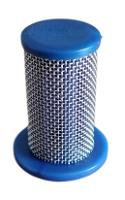 Filtr filterek rozpylacza ze stali kwasoodpornej niebieski 50 MESH