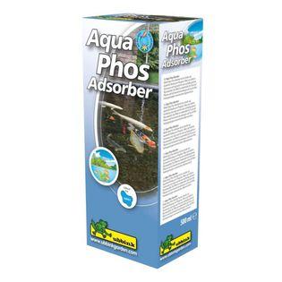 Ubbink Środek Do Uzdatniania Wody W Stawie Aqua Phos Adsorber, 500 Ml