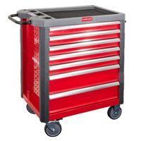 33107 Wózek warsztatowy 7 szuflad, 706x450x815 mm, Proline